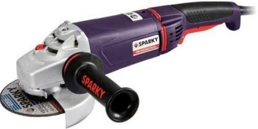 Углошлифовальная машина SPARKY PROFESSIONAL MA 2000 230 мм 2000 Вт электроинструмент sparky br2 10 8li c hd 12000194651