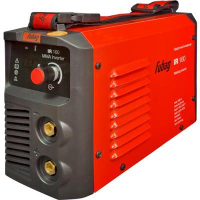 Аппарат сварочный Fubag IR 160 инверторный 38471/68 095 цены онлайн