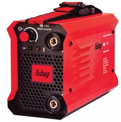 Аппарат сварочный Fubag IQ 160 инверторный 68 319 38090 сварочный инвертор fubag ir 160