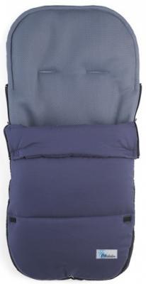 Летний конверт 95 x 45 Altabebe Microfibre (AL2400/navy blue) конверт детский altabebe altabebe конверт в коляску зимний lambskin bugaboo footmuff синий