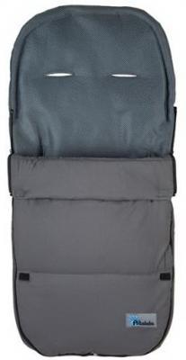 Летний конверт 95 x 45 Altabebe Microfibre (AL2400/dark grey) конверт детский altabebe altabebe конверт в коляску зимний lambskin car seat bag синий
