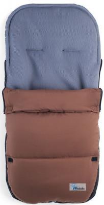 Летний конверт 95 x 45 Altabebe Microfibre (AL2400/brown) конверт детский altabebe altabebe конверт в коляску зимний lambskin bugaboo footmuff синий