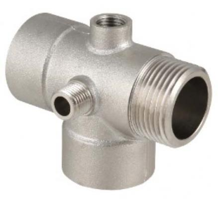 """Пятиходовое соединение для насоса 1"""" х 110 мм VALTEC VTr.600.N.06110"""