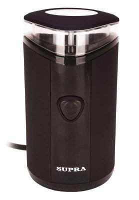 Кофемолка Supra CGS-310 150 Вт черный