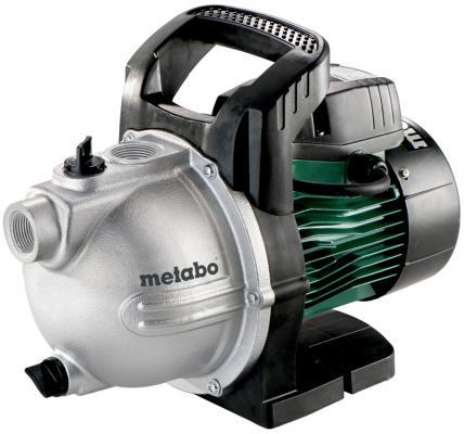 Насос поверхностный Metabo  P4000G 4000 л/час 1100 Вт 600964000  поверхностный насос metabo p 2000 g