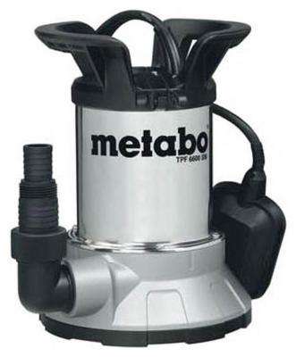 Насос дренажный Metabo TPF 6600 SN 6600л/час 450 Вт 0250660006 metabo tpf 7000 s