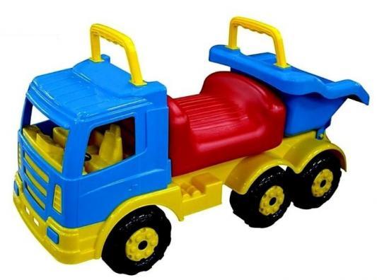 Каталка-машинка Wader Премиум-2 разноцветный от 2 лет пластик 6614