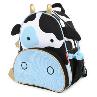 Дошкольный рюкзак Skip Hop Корова 8 л голубой черный SH 210226