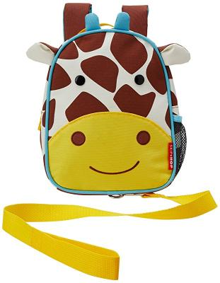 Дошкольный рюкзак Skip Hop Жираф 8 л желтый коричневый SH 212258