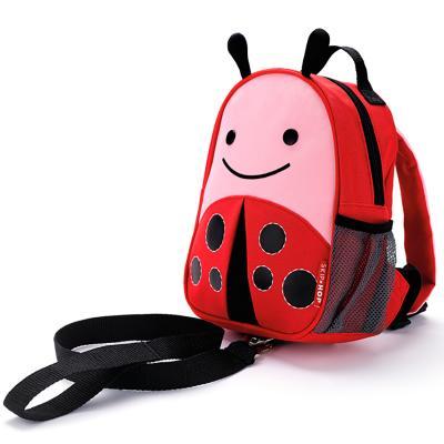 Дошкольный рюкзак Skip Hop Божья коровка 8 л красный SH 212210 skip hop рюкзак дошкольный пчела