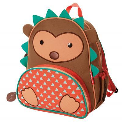 Дошкольный рюкзак Skip Hop Ёжик 8 л коричневый SH 210221 skip hop рюкзак дошкольный пчела