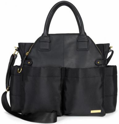 Рюкзак для мамы Skip Hop черный