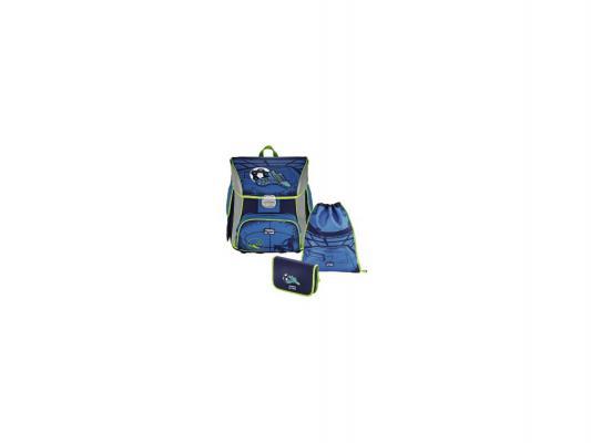 Рюкзак Step by Step BaggyMax Soccer Blue набор 3 в 1 20 л голубой 138433
