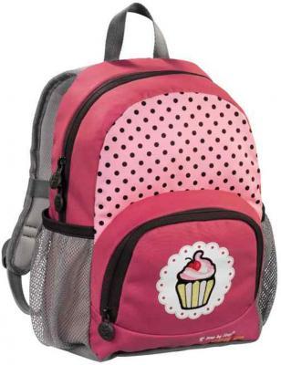 Рюкзак Step by Step Junior Dressy Sweet cake 8 л красный 138406 рюкзак step by step junior dressy little racer зеленый 8 л 138410