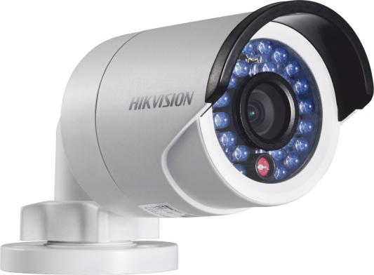 Камера IP Hikvision DS-2CD2042WD-I CMOS 1/3'' 2688 x 1520 H.264 MJPEG RJ-45 LAN PoE белый hikvision security camera system 2mp bullet ip camera outdoor 1080p 8pcs ds 2cd2020f i poe ip67 with 8ch poe nvr ds 7608ni e2 8p