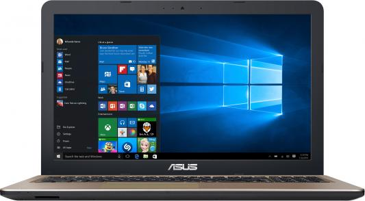 "Ноутбук ASUS X540SA 15.6"" 1366x768 Intel Celeron-N3050 90NB0B31-M03510"