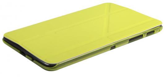 "Чехол IT BAGGAGE для планшета SAMSUNG Galaxy Tab A 7"" SM-T285/SM-T280 ультратонкий лайм ITSSGTA7005-5"