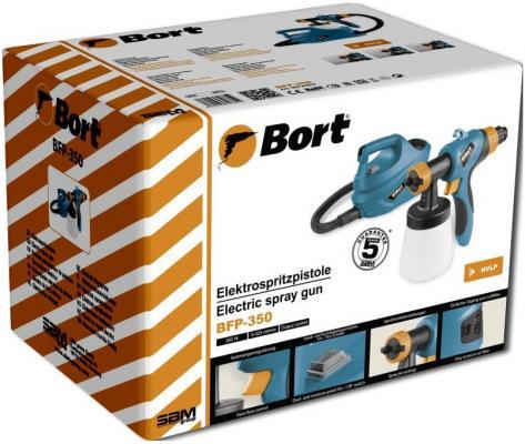 Краскопульт Bort BFP-350 350Вт 93727819 от 123.ru