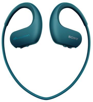 Плеер Sony NW-WS413 4Гб голубой