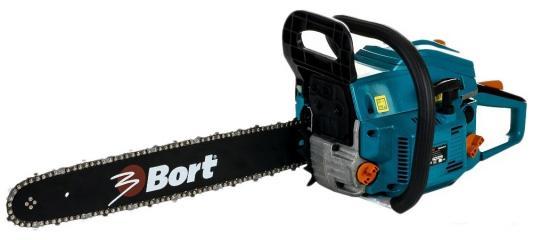 Бензопила Bort BBK-2018 2000Вт 450мм  бензопила bort bbk 2018 2000вт 450мм
