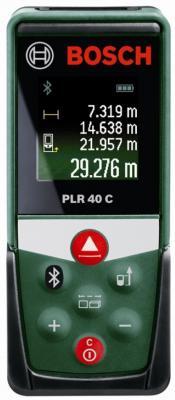 цены Лазерный дальномер Bosch PLR 40 С