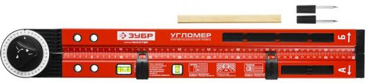 Угломер Зубр 34740 0.5м угломер 80 50mm