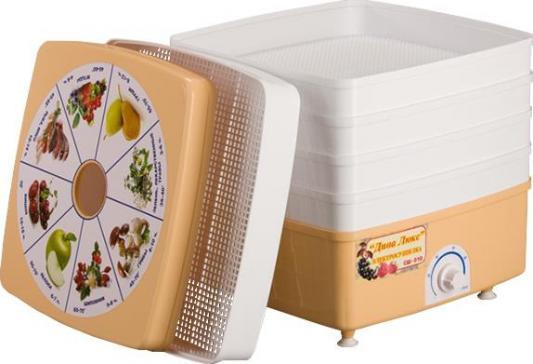 Сушилка для овощей и фруктов Дачница Ротор Дива Люкс 010-02