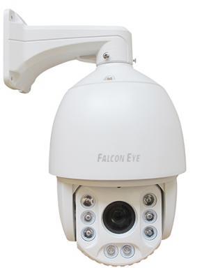 "Камера видеонаблюдения Falcon Eye FE HSPD1080AHD/120M уличная матрица 1/2.8"" Sony Exmor CMOS 4.0-144мм белый"
