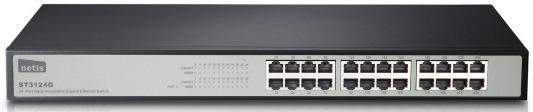 Коммутатор Netis ST3124 24 порта 10/100 Mbps