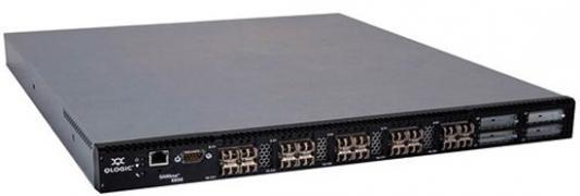 Коммутатор Qlogic SB5800V-20A8 20 портов лицензия qlogic lk 5800 4port8