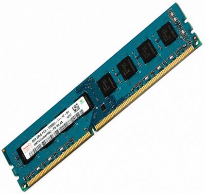 Оперативная память 8Gb PC3-12800 1600MHz DDR3 DIMM Hynix HMT41GU6AFR8C-PBN0