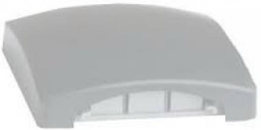 ДКС 05916 In-Liner Front DSP G Тройник для напольного канала 75х17мм, цвет серый
