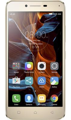 "Смартфон Lenovo Vibe K5 золотистый 5"" 16 Гб LTE Wi-Fi GPS PA2M0042RU"