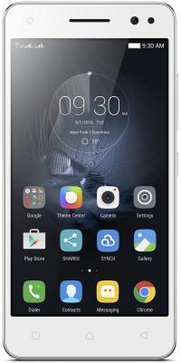 Смартфон Lenovo Vibe S1 lite белый 5 16 Гб LTE Wi-Fi GPS PA2W0012RU аксессуар чехол lenovo k10 vibe c2 k10a40 zibelino classico black zcl len k10a40 blk