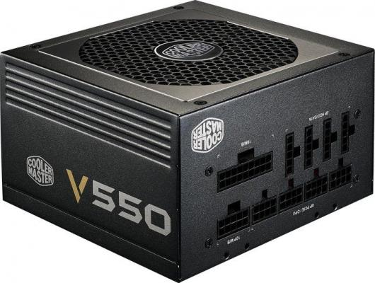 БП ATX 550 Вт Cooler Master RS550-AFBAG1-EU бп cooler master mpz f001 afbat eu 1500 вт