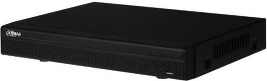 Видеорегистратор сетевой Dahua DHI-NVR4104H 1хHDD 4Тб HDMI VGA до 4 каналов