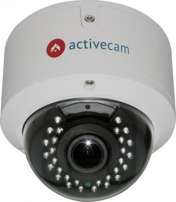 "Видеокамера IP ActiveCam AC-D3143VIR2 2.8-12мм 1/3"" 2592x1520 H.264 Day-Night PoE"