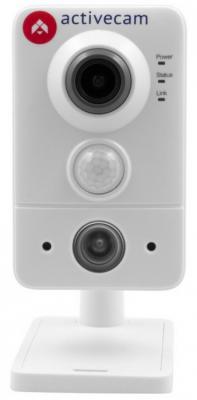 """Камера IP ActiveCam AC-D7101IR1 CMOS 1/4"""" 1280 x 720 H.264 RJ-45 LAN белый"""