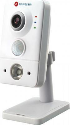 """Камера IP ActiveCam AC-D7121IR1 CMOS 1/2.8"""" 1920 x 1080 H.264 RJ-45 LAN PoE белый"""