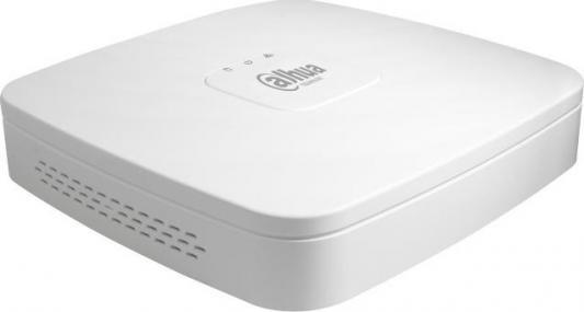Видеорегистратор сетевой Dahua DHI-NVR4104-W 1920x1080 1хHDD 4Тб HDMI VGA до 4 каналов
