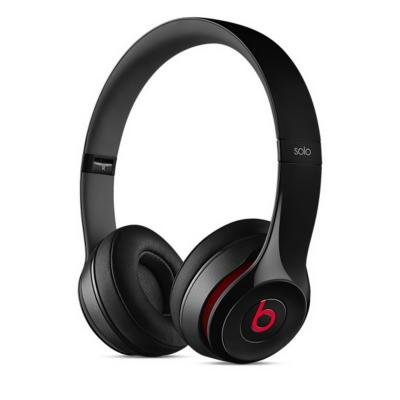 Наушники Apple Beats Solo2 On-Ear Headphones черный MH8W2ZE/A наушники apple urbeats in ear headphones розовый mllh2ze a