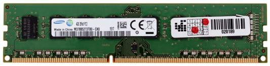 Оперативная память 4Gb PC3-12800 1600MHz DDR3 DIMM Samsung M378B5273TB0-CK0