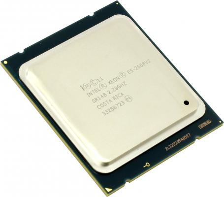 Процессор Lenovo Xeon E5-2660v2 2.6GHz 20Mb 8C 95W 0C19551