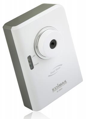 """Камера IP Edimax IC-3010 CMOS 1/2.8"""" 1280 x 1024 MJPEG MPEG-4 RJ-45 LAN белый"""