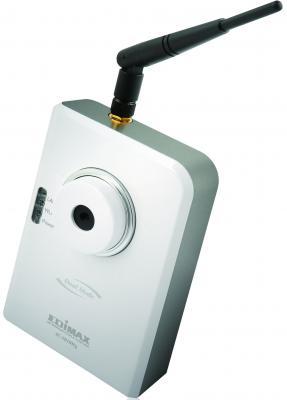 """Камера IP Edimax IC-3010Wg CMOS 1/2.8"""" 1280 x 1024 H.264 Wi-Fi RJ-45 LAN белый"""