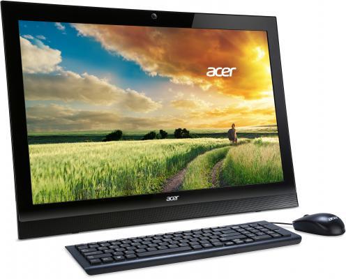 """Моноблок 22"""" Acer Aspire Z1-623 1920 x 1080 Intel Core i3-5005U 4Gb 1Tb Nvidia GeForce GT 940M 2048 Мб Windows 10 черный DQ.B3JER.001"""