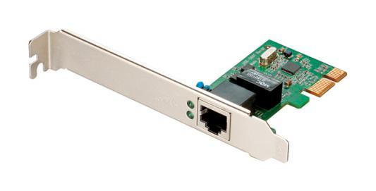 Сетевой адаптер D-LINK DGE-560T/C1/C1A 10/100/1000Mbps PCI-E Ethernet 1xRJ-45