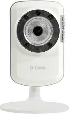 "Видеокамера IP D-Link DCS-933L/A1B 3.5мм 1/5"" 640x480 H.264 MJPEG"