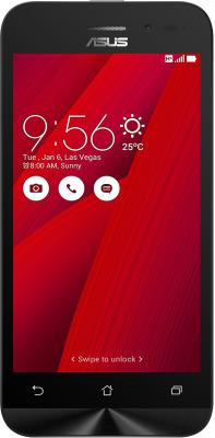 "Смартфон ASUS Zenfone Go ZB452KG красный 4.5"" 8 Гб Wi-Fi GPS 90AX014A-M01150"