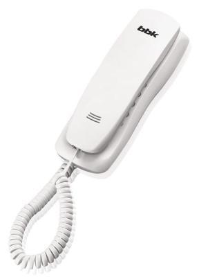 Телефон BBK BKT-105 RU белый